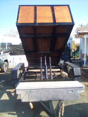 Dump trailer for Sale in Reedley, CA