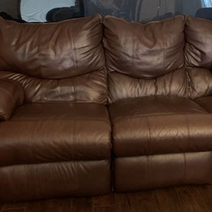 sofa with recliners for Sale in Hillsboro, OR