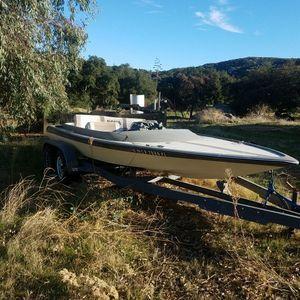 Kona 19' Fiberglass Boat Hull for Sale in Alpine, CA