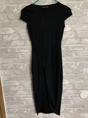 Black dress with slit for Sale in Reynoldsburg, OH