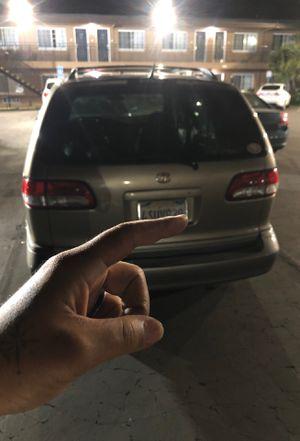 Toyota Sienna for Sale in Merced, CA