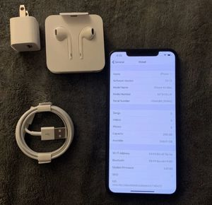 iPhone XS Max Space Gray 256GB Unlock for Sale in Los Angeles, CA
