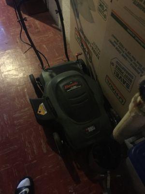 Black&decker electric lawn mower for Sale in Philadelphia, PA