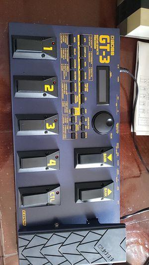 Boss GT-3 GUITAR EFFECTS for Sale in Garden Grove, CA