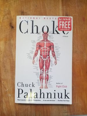 Choke by Chuck Palaniuck for Sale in Indianapolis, IN