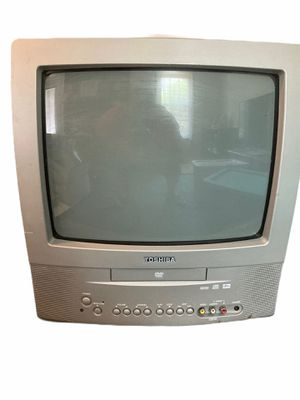 "Toshiba 13"" TV/DVD combo for Sale in Columbia, SC"