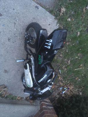 Gas motor bike for Sale in Detroit, MI