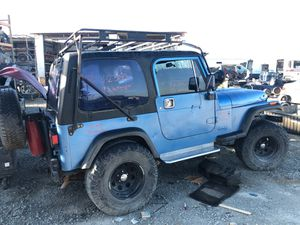 "1995 Jeep Wrangler ""for parts"" for Sale in San Diego, CA"
