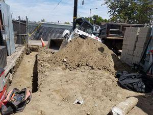 operador de bobcat escavadora.. for Sale in Los Angeles, CA