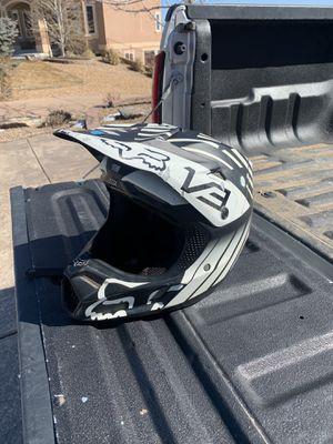 Fox V3 motocross helmet for Sale in Thornton, CO