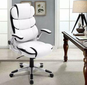 Yamasoro Black White Ergonomic Office Desk Chair for Sale in Los Angeles, CA