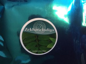 Zekhara indigo two 100 grams packages. Purchased from Henna For Hair. Sealed for Sale in South Euclid, OH
