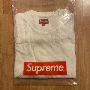 White Supreme MCMXCIV Terry Shirt Size L for Sale in Gaithersburg, MD