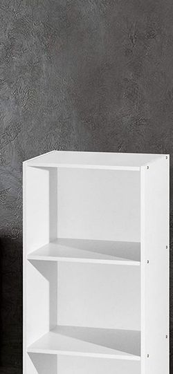 Brand New White Bookcase for Sale in Fort Washington,  MD