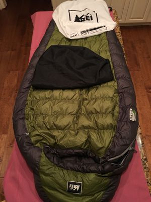 Down sleeping bag for Sale in Granite Bay, CA