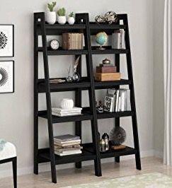 New Ladder Bookshelves 2 for $99 for Sale in Dallas, TX