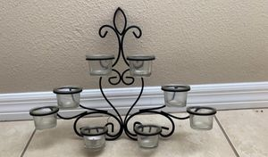 Tea-light Wrought Iron Sconce for Sale in Orlando, FL