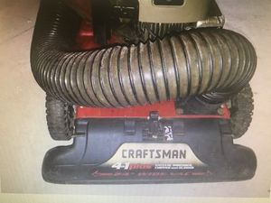 Winter special Craftsman leaf blower works great. $120 for Sale in Brockton, MA