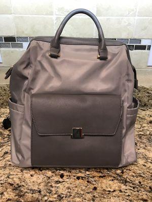 Grey laptop backpack for Sale in Watauga, TX