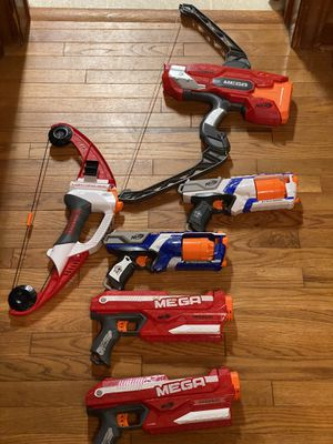 Nerf guns make me a offer for Sale in Windsor, VA