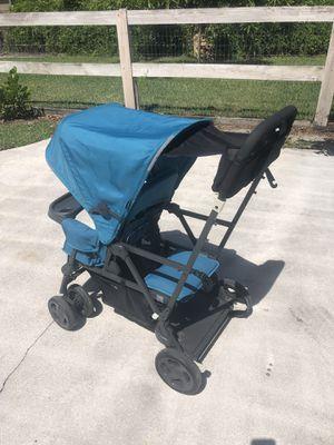 Joovy Caboose Ultralight Double Stroller for Sale in VLG WELLINGTN, FL