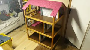 Barbie doll house for Sale in Hawaiian Gardens, CA