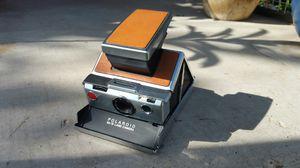Polaroid SX-70 Land Camera 1970's Vintage for Sale in Harlingen, TX