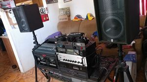 DJ EQUIPMENT ALL OR INDIVIDUAL for Sale in Avondale, AZ