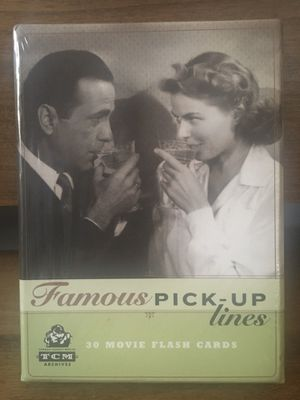 Famous Pick-Up Lines Game for Sale in Hoquiam, WA