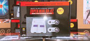 Super classic mini HD TV games built in 821 classic game super mini Nintendo for Sale in Crofton, MD