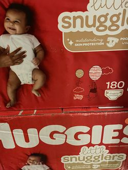 Huggies Size 2 New (180ct) $40 Each Or 2/$70 for Sale in Pomona,  CA