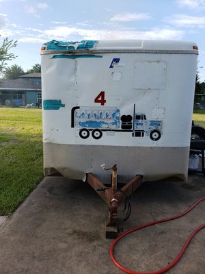 20ft enclosed trailer for Sale in Houston, TX