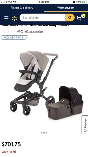 Jane stroller and bassinet for Sale in Farmington, CT
