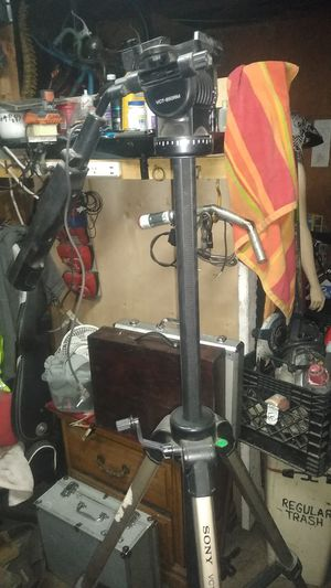 Sony tripod for Sale in Pico Rivera, CA