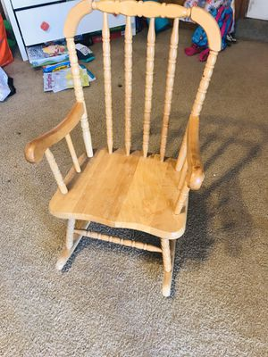 Kids rocking chair for Sale in Pomona, CA