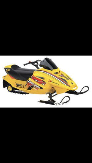 Mini snowmobile for Sale in Jackson, NJ