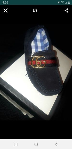 Gucci shoes size 25 for Sale in South Gate, CA