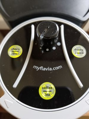 Flavia Fusion Coffee Maker Drink Station J10NBK Not working for Sale in Santa Clara, CA
