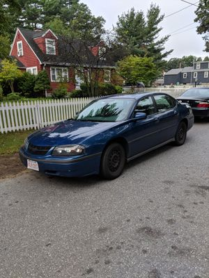2005 Chevy Impala for Sale in Billerica, MA