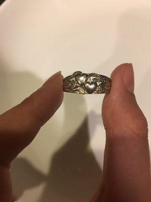 Silver heart ring for Sale in Phoenix, AZ