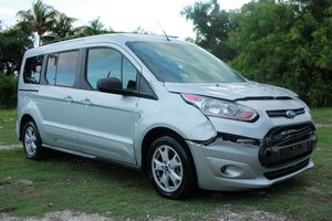 2016 Ford Transit Connect XLT 4dr LWB Mini Van wRear Liftgate Minivan VIN NM0GE9F78G1256221 for Sale in Miami, FL
