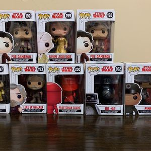 Star Wars Funko Pop for Sale in Lawrenceville, GA