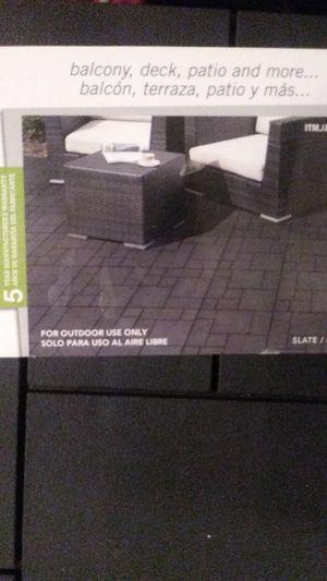 deck tile for Sale in Fresno, CA
