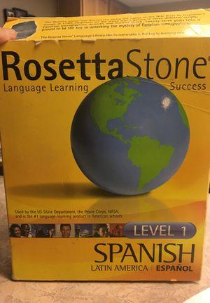 Rosetta Stone for Sale in Lakeside, CA