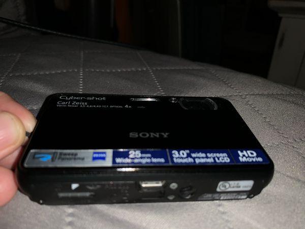 Sony Cyber Shot DSC-T110