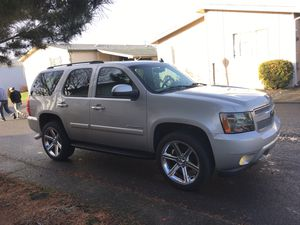 2007 Chevy Tahoe for Sale in Vancouver, WA