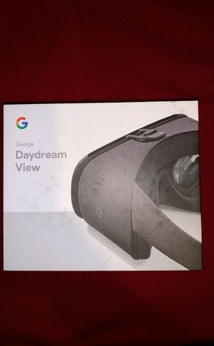 Google Daydream View VR Headset with Controller for Sale in Canton, OH