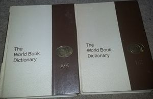The World Book Dictionary 1976 for Sale in Damascus, MD