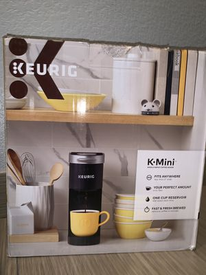 Keurig mini for Sale in Las Vegas, NV