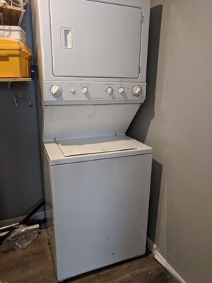 Stackable washer dryer. Washer is not working for Sale in Falls Church, VA